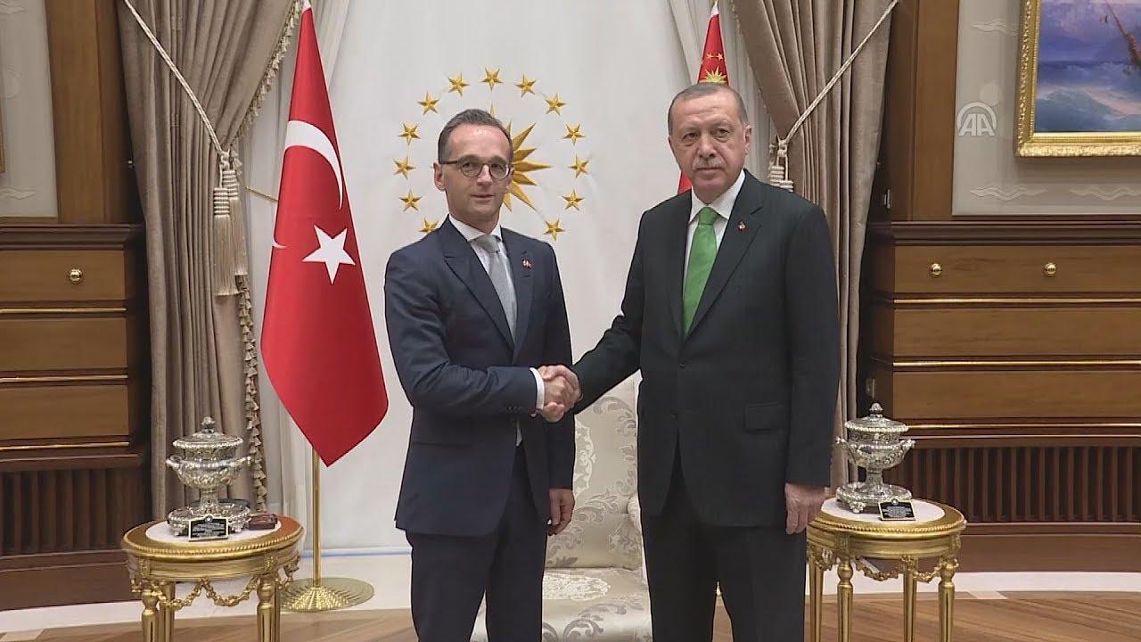 Eπίσκεψη του γερμανού ΥΠΕΞ στην Τουρκία