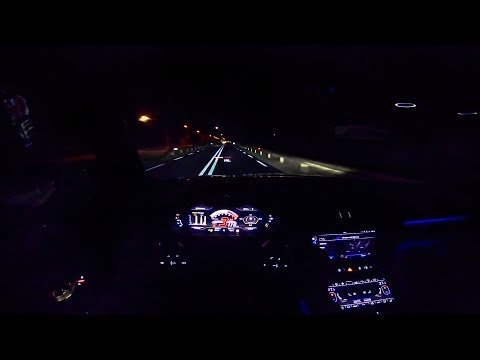 2019 Lamborghini Urus POV NIGHT DRIVE | Ambient LIGHTING by AutoTopNL