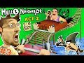 Download Video ESCAPE HELLO NEIGHBOR PRISON: FGTEEV ACT 2 - Roller Coaster, Shark & Doll House (Full Game Part 3)