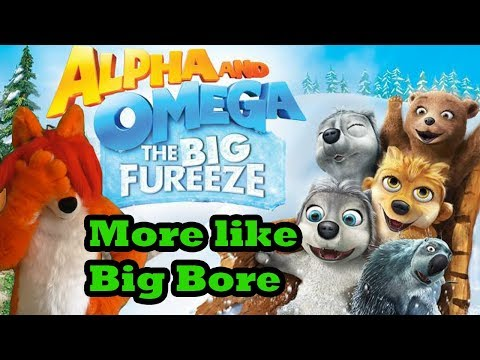 Alpha and Omega 7 The Big Fureeze: Blazie Reviews.
