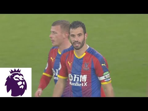 Video: Luka Milivojevic hits long-range strike for Palace v. Leicester City | Premier League | NBC Sports