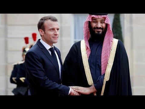 Γαλλία: Πουλάει όπλα στη Σαουδική Αραβία, αλλά ανησυχεί για την Υεμένη…