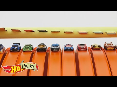 Multi-Launcher | Hot Hacks | Hot Wheels