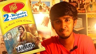 Kahaani 2 2-Minute Review | Fully Filmy