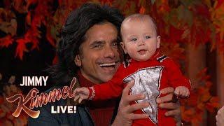 John Stamos Has an ADORABLE Baby