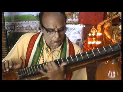 Veena Maestro KharaharaPriya Ragam