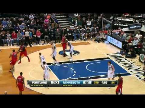 Portland Trail Blazers 102 – Minnesota Timberwolves 97