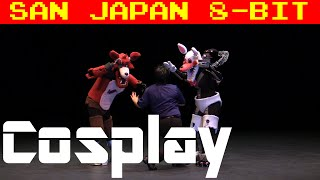 San Japan 8: Cosplay Contest: Intro & Walk-Ons