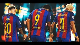 MESSI - SUAREZ - NEYMAR DEADLY TRIO 2017 Download Onefootball for FREE: http://bit.do/AllFootball3 SUBSCRIBE TO CosimoEdits ...