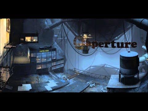 Portal 2 DLC The Lab 19 MAP Walktrought (видео)