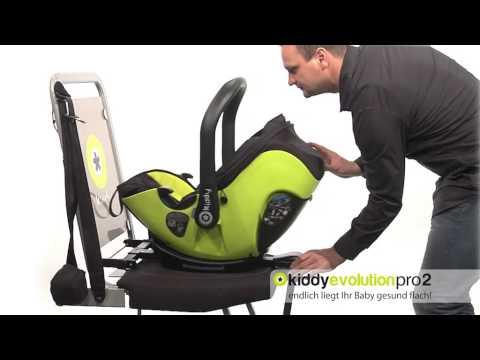kiddy Evolution Pro 2 Babyschale
