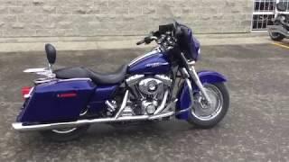 8. 2006 Harley-Davidson FLHX Street Glide