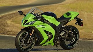5. 2015 NINJA ZX-10R ABS Review-Test Drive-Specs