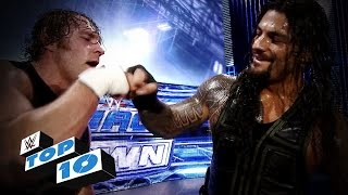 Nonton Top 10 Wwe Smackdown Moments   January 9  2015 Film Subtitle Indonesia Streaming Movie Download