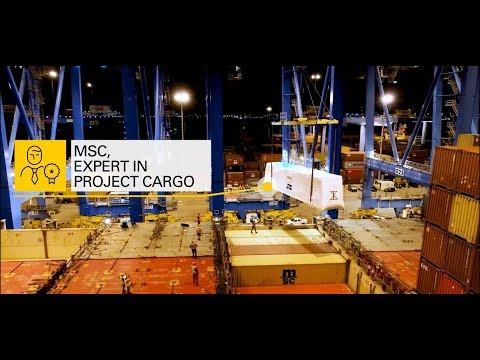 MSC Project Cargo Services