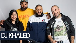 DJ Khaled Reveals A CRAZY Jay Z & Beyoncé Story & Gets Honest On Birdman