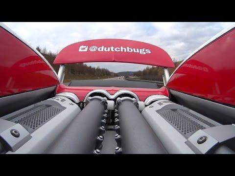 Bugatti Veyron 16.4 vs Veyron WRC