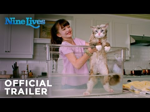 Nine Lives - Official Trailer [HD]