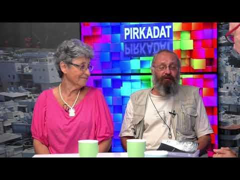 PIRKADAT: Fenyő Ágnes és Hárs György Péter