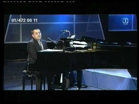 UROS PERIC, TAKE THESE CHAINS FROM MY HEART, PERRY, RAY CHARLES, JAZZ, BIG BAND, SOUL, BLUES