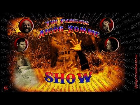 The Fabulous Aigor Zombie Show Ep 2 - Oculus (sub eng)