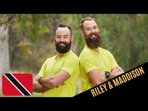 The Amazing Race 32 Leg 1: Riley & Maddison