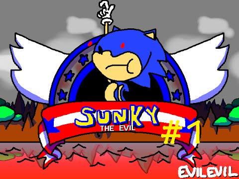 Sunky.MPEG.exe: Weirdest game ever!