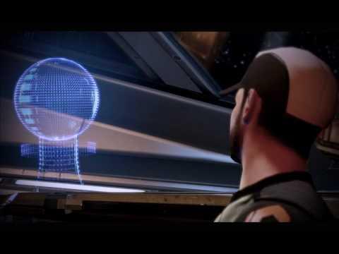 Mass Effect 2 - Joker Vs EDI (видео)