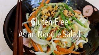 Gluten-Free Sesame Soba Salad
