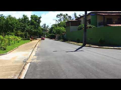 Prefeito entrega obras de pavimentação no bairro da Serraria