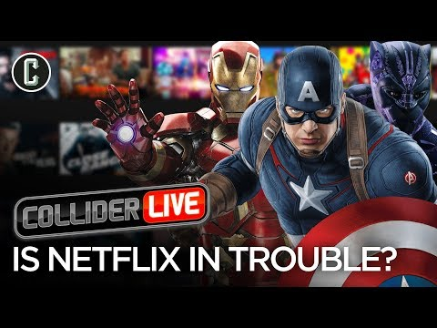 Superheroes Are Leaving Netflix: Are They Doomed? - Collider Live #136