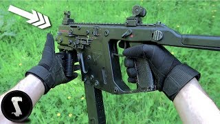 Video Real SWAT Officer plays Airsoft with VECTOR SMG and Destroys EVERYONE MP3, 3GP, MP4, WEBM, AVI, FLV Juni 2018