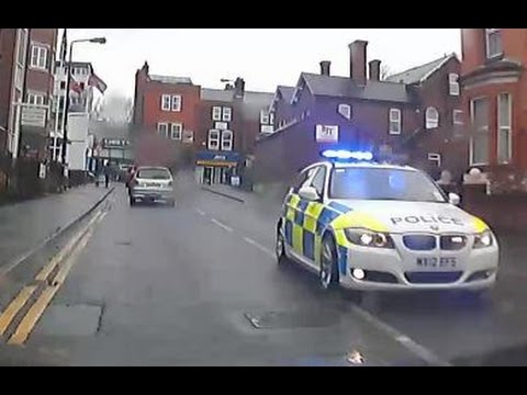 Emergency GMP Police Cars In Sale, Manchester