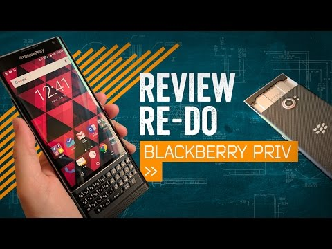 BlackBerry Priv Review Re-Do [2017]