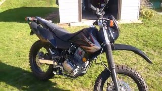 6. 2009 Honda CRF230M Walk around