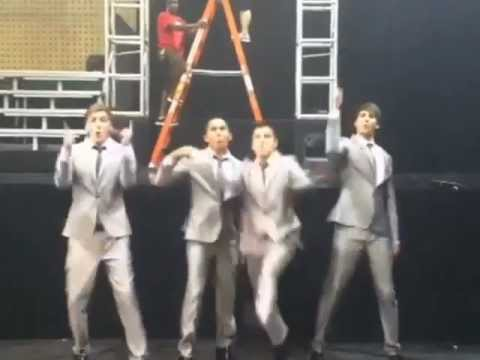 WOO HOO! BTR WINDOWS DOWN 6.25.12 Video