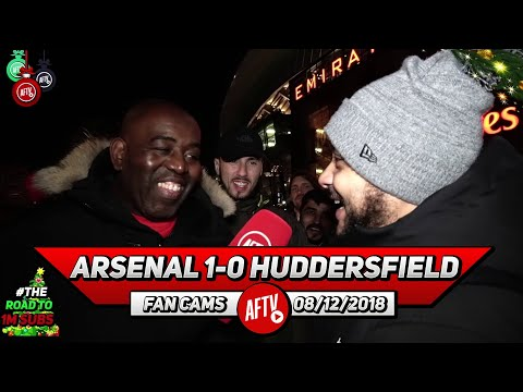 Arsenal 1-0 Huddersfield | Lacazette Wasn't Offside! The Ref Was Terrible!! (Troopz)