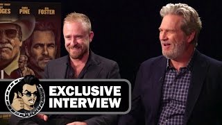 Nonton Jeff Bridges And Ben Foster Exclusive Interview   Hell Or High Water  2016  Joblo Com Film Subtitle Indonesia Streaming Movie Download