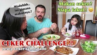 Video CEKER CHALLENGE.!! MAKAN CEKER SAMBALADO & CEKER KECAP👍 MP3, 3GP, MP4, WEBM, AVI, FLV Juli 2019