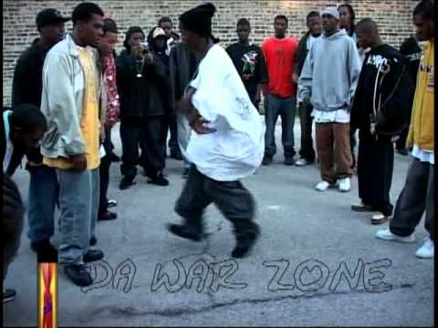 TERRA SQUAD VS BTS  CHICAGO FOOTWORK CLASSIC! DA WAR ZONE ( WALA CAM )