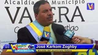 Alcalde José Karkom presento el Primer año de