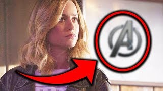 Video What You Missed In Captain Marvel Is Shocking MP3, 3GP, MP4, WEBM, AVI, FLV Mei 2019