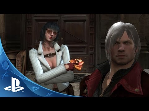 Devil May Cry 4 : Special Edition Playstation 4