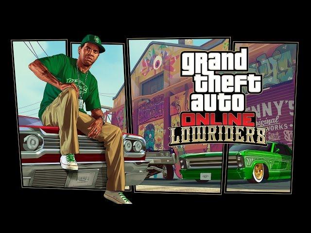 GTA Online: Lowriders - Tráiler