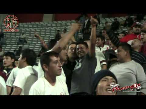 Video - UNIVERSITARIO 1 vs Pechos Congelados 0 - Apertura 2014 - TRINCHERA (U) NORTE - Trinchera Norte - Universitario de Deportes - Peru