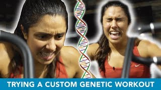 Video I Got A Custom Genetic Workout & Diet Plan Based On My DNA MP3, 3GP, MP4, WEBM, AVI, FLV Juli 2019