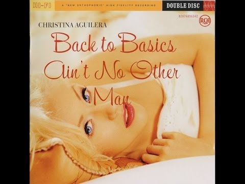 Christina Aguilera Ain't No Other Man