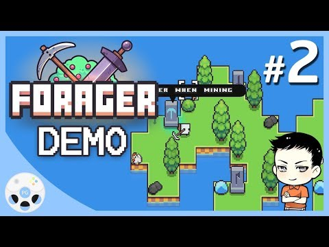 เสาบัฟพลัง - Forager Demo #2 (видео)