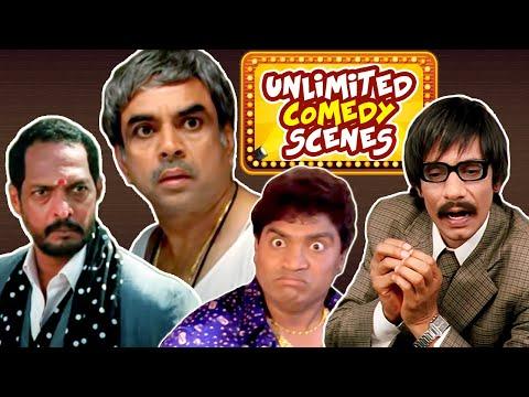 Unlimited Comedy Scenes - Dhol - Phir Hera Pheri - Welcome - Awara Paagal Deewana - Welcome
