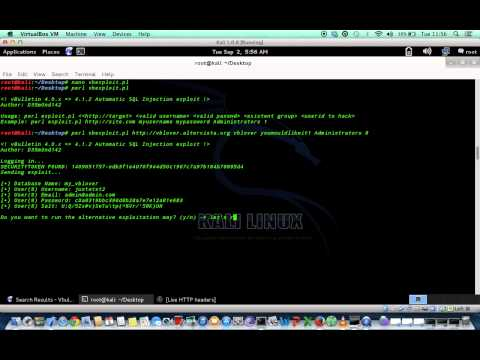how to patch sql injection vulnerability